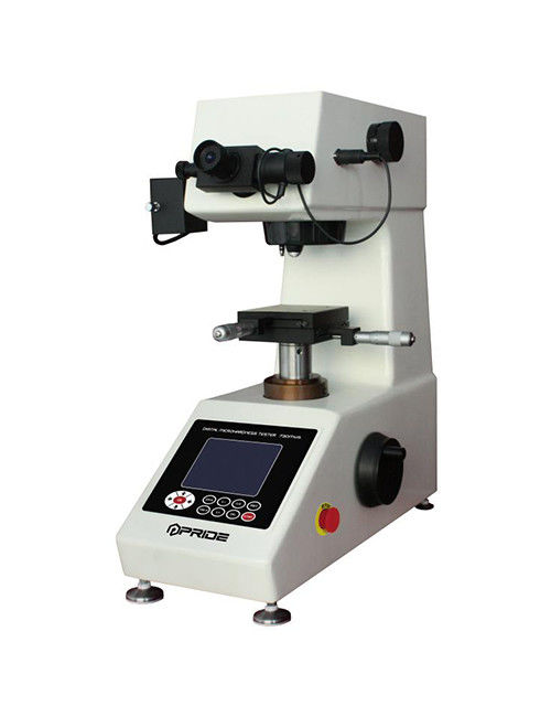 IC Thin Sections Digital Hardness Tester With Objectives 10X / 40X / 10X Eyepiece